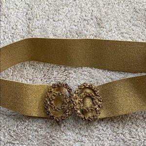 Antique Gold Belt